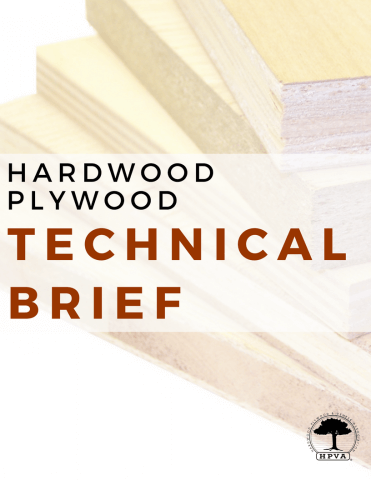 Hardwood Plywood Technical Brief