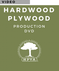 Hardwood Plywood Production DVD