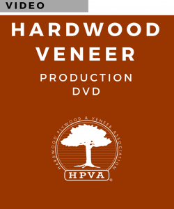 Veneer Production DVD