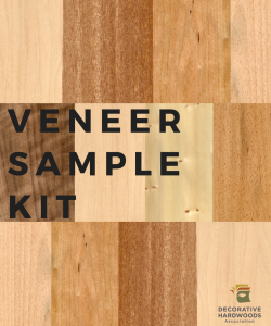 Veneer Sample Kit